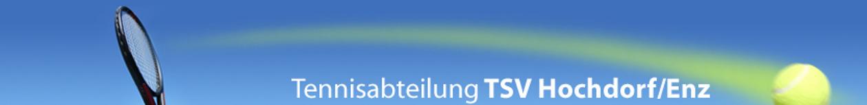 Tennisabteilung TSV Hochdorf/Enz